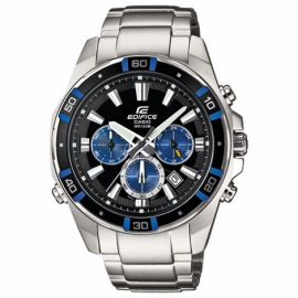 CASIO EDIFICE ACERO CRONO