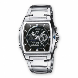CASIO EDIFICE ACERO MULTIFUNCION