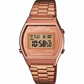 CASIO RETRO BRONCE